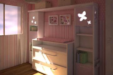 chambre bébé-déco-décoration